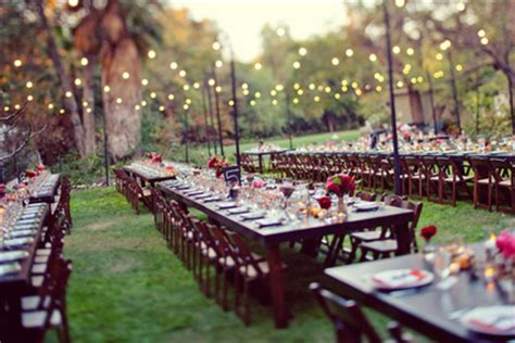 wedding tipz backyard weddings on a budget
