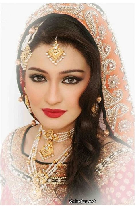 Bridal Pictures by Bridal Makeup Trend And Jewelry Khawar Riaz