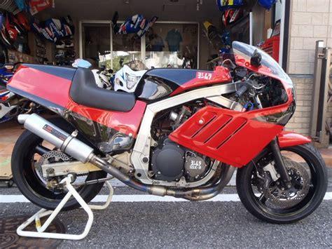 Suzuki Bonneville Suzuki Gsxr 1100 1988 Yoshimura Bonneville Replica Japan