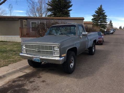 gmc preowned pre owned 1986 gmc 2500 classic gmc 2500 1986 for