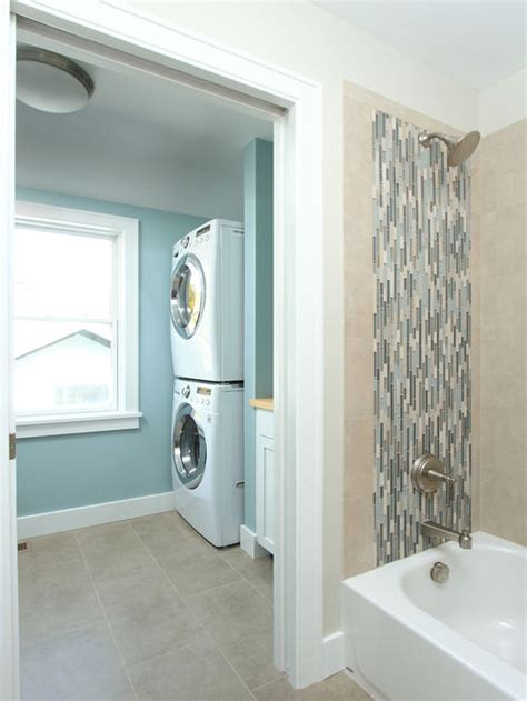 small bathroom laundry combo small bathroom laundry room combo houzz