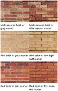 colored mortar mortar colors masonpro