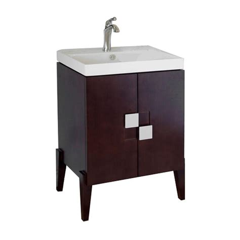 home depot usa bathroom vanities bellaterra home perth 25 in w x 18 3 in d x 36 in h