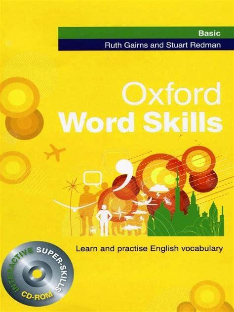 oxford word skills basic 0194620034 download oxford word skills bộ t 224 i liệu luyện từ vựng cực chất