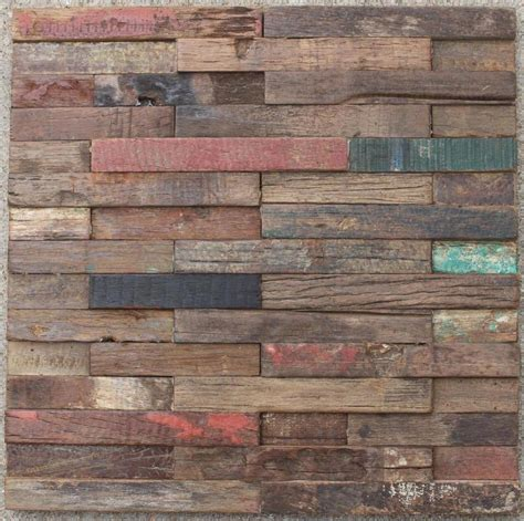rustic backsplash tile 3d rustic natural wood mosaic tile kitchen backsplash tile