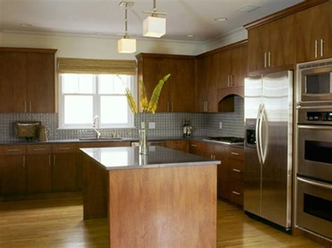 contemporary style kitchen cabinets style guide for a contemporary kitchen hgtv