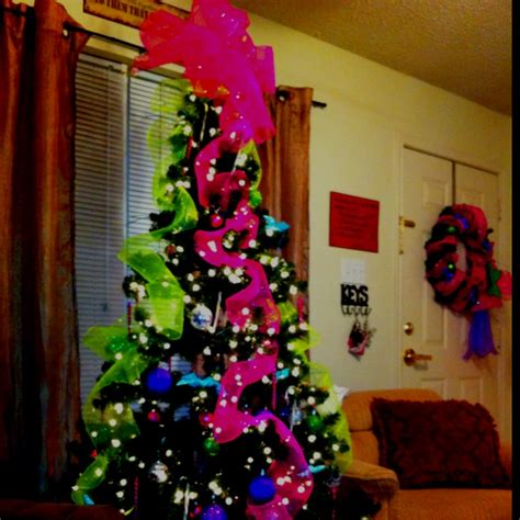 girly christmas tree ideas www imgkid com the image