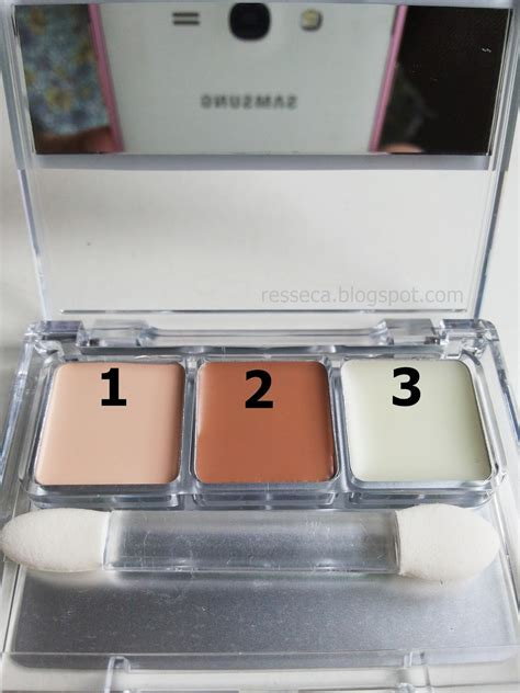 Eyeshadow Wardah Function Kit review wardah function kit resseca