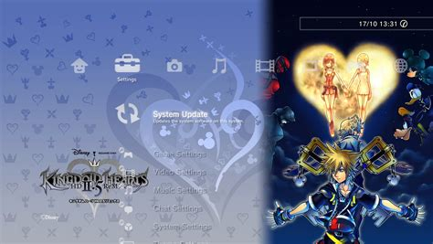 sonata on themes of kingdom hearts here are the unlockable playstation 3 themes in kingdom