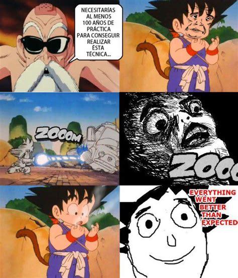 Dragon Ball Z Meme - memes dragon ball z divertidos muchospilado memes