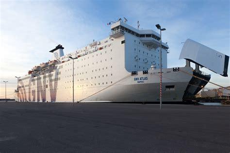grandi navi veloci suprema flota gnv