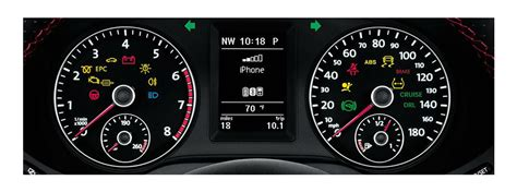 volkswagen dashboard volkswagen warning lights and what they