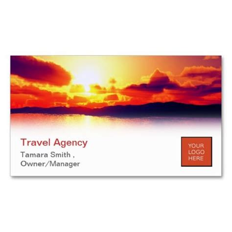 Travel Agency Business Cards Templates by Travel Agency Business Card Template Card Templates