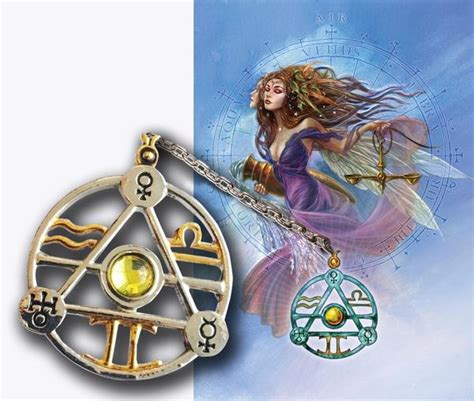 elemental air talisman and card gift set venus mercury uranus planet lasa fine - Mercury Cards And Gifts