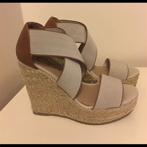 Candies Shoes by Candie S Sale Candie S Wedge Sandals From