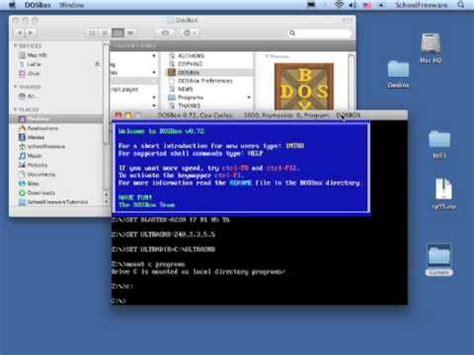 dosbox tutorial windows 10 windows and android free downloads windows dosbox