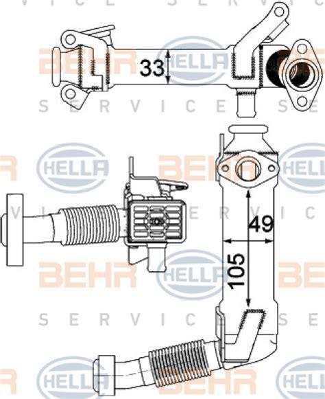 Bmw 1er Technische Daten 2005 by Bmw Abgasr 252 Ckf 252 Hrungsk 252 Hler Bmw 1er E81 09 2004 09 2012