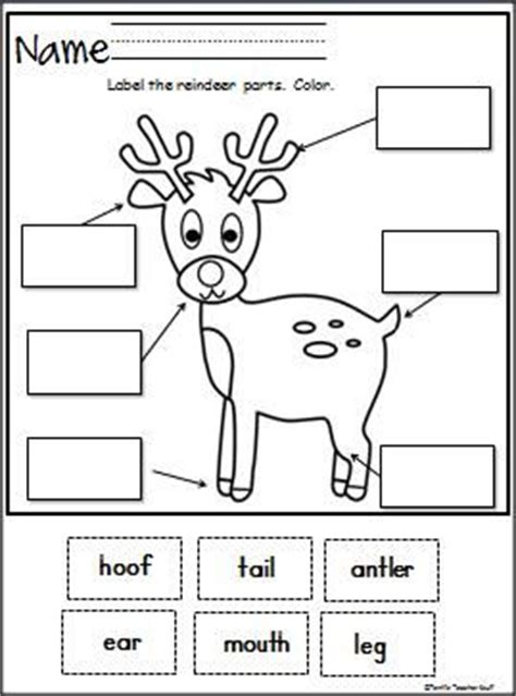 printable reindeer activities pinterest the world s catalog of ideas