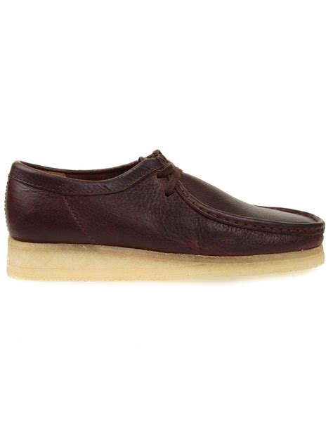 wallabee shoes clarks originals wallabee shoe brown leather clarks