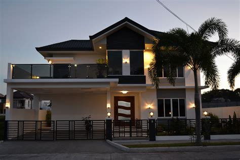 2 storey house plan in the philippines unique small two