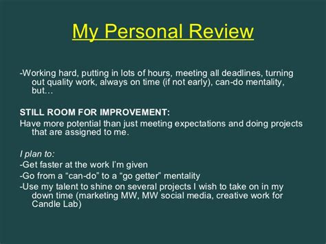 Internship Progress Report Presentation Internship Presentation Template