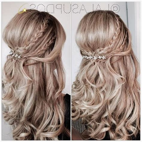 hairstyles adorable wedding hairstyles half up for best