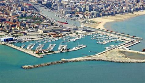 porto turistico pescara croazia oggi sopralluogo porto pescara per collegamento