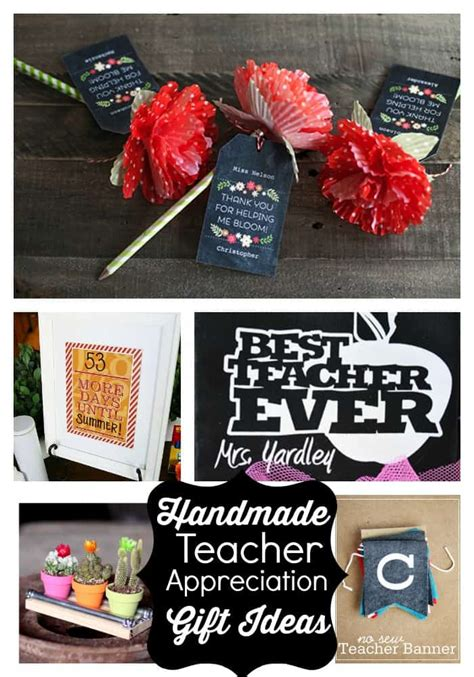 handmade teacher appreciation gift ideas skip   lou