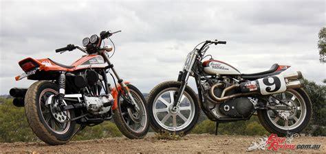 Harley Davidson Xr 750 custom harley xr 1000 xr 750 flat tracker bike review