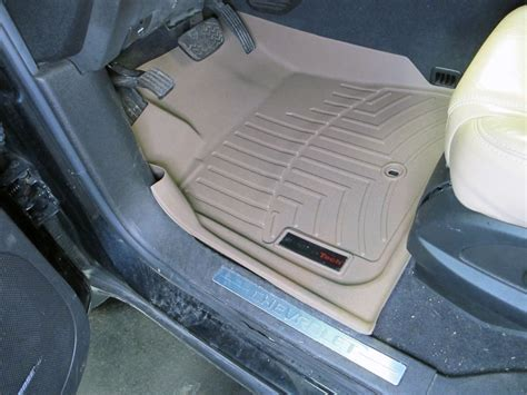 2011 chevrolet traverse floor mats weathertech