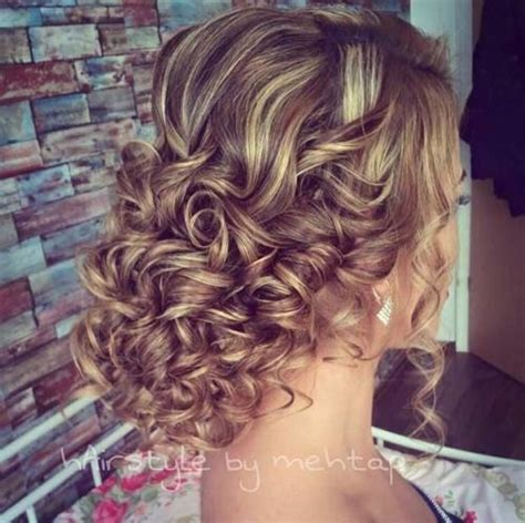 hoco hairstyles updo curly prom updo for long hair wedding pinterest updo