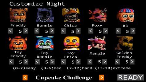 T Shirt Marionette Fnaf Meme White Color five nights at freddy s 2 quot cupcake challenge mode
