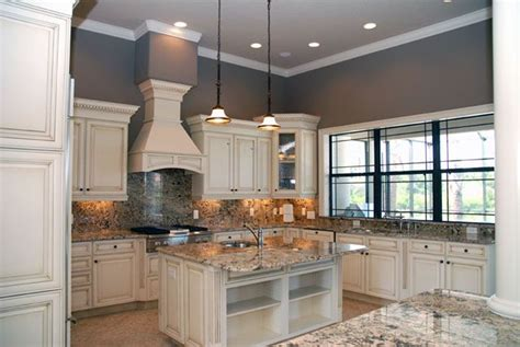 kitchen wall colors with white cabinets off white kitchen cabinets with antique finish home