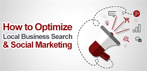 howto get your business listed on local search engines blog how to optimize local business search and social