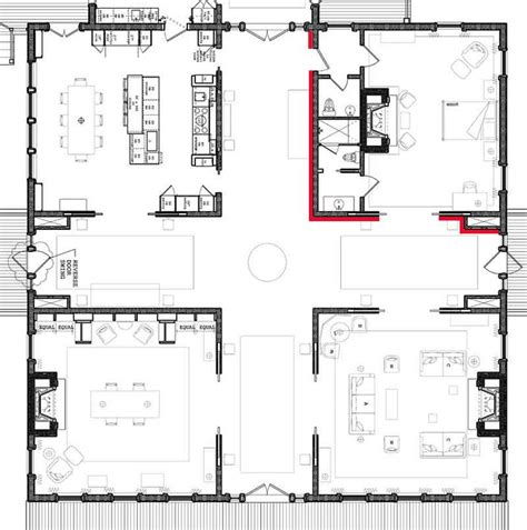 plantation home floor plans revival southern plantation house floor plans