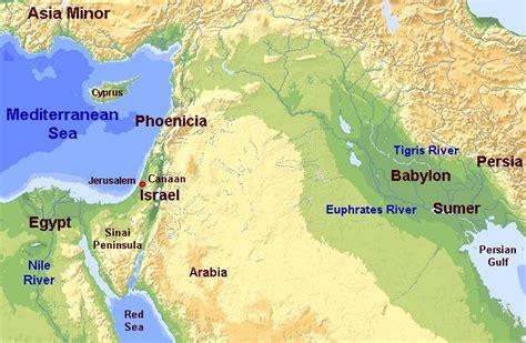 middle east map fertile crescent rkgregory mesopotamia