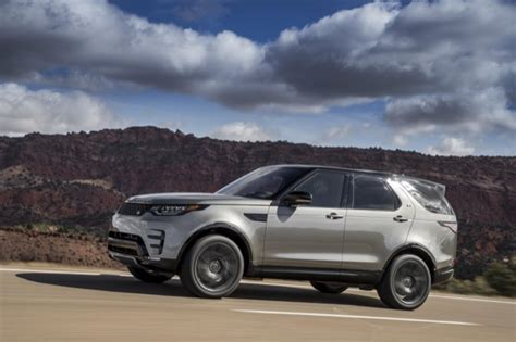 silver land rover discovery new land rover discovery begins arriving in uk dealers