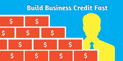 how to build credit fast to buy a house 8 tips to build business credit fast