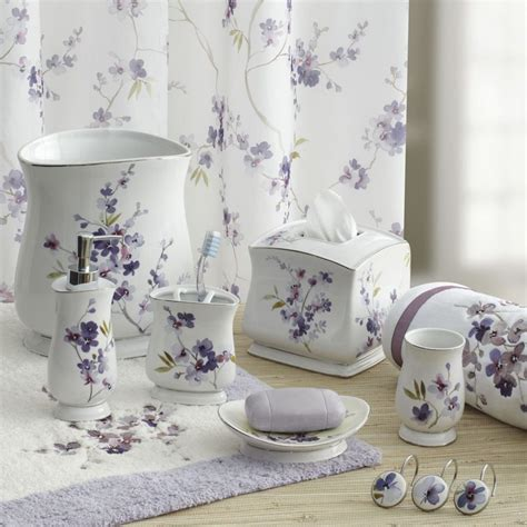lavendar bathroom lavender bathroom accessories