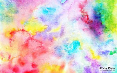 watercolor desktop background watercolour desktop wallpapers craftbnb