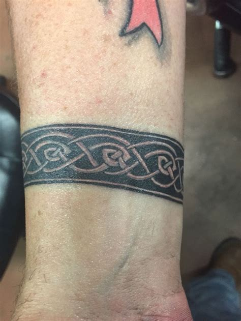 wrist band tattoo meaning best 20 celtic band ideas on tribal