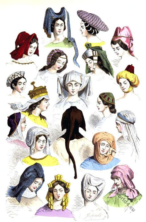 men hairstyles of the 17th century medieval female hats and hairstyles of the 15th and 16th