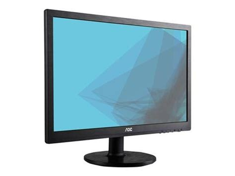 Monitor Led Aoc E1660sw aoc e1660sw led monitor 15 6 inch dwinet shopper limited