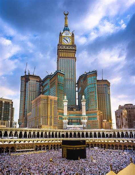 abraj al bait abraj al bait towers 601 m mecca