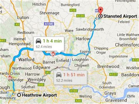 best way to get to stansted airport from central how to get from heathrow to stansted airport 171 totallyairports