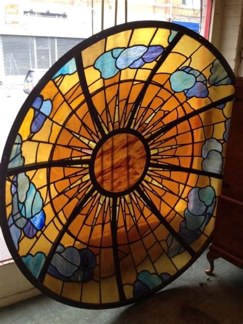 stained glass ceiling light covers magnificent large sunburst stained glass ceiling dome