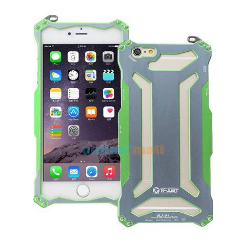 R Just Metal Cover Iphone 6 6 Plus Iron for apple iphone 6 plus luxury r just gundam series cnc aluminum metal ebay