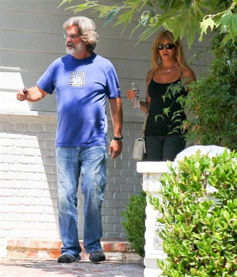 Goldie Hawn Kurt Russell House