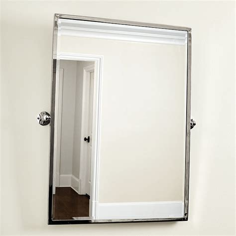 Emmie Pivot Bath Mirror Ballard Designs Pivoting Bathroom Mirror