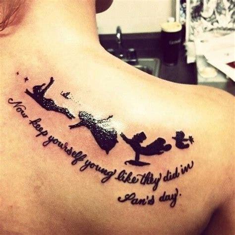 peter pan tattoo peter pan tattoo tattoo ideas pinterest peter pan
